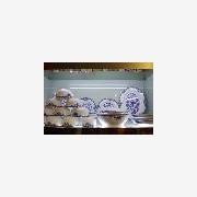 供应餐具,陶瓷餐具,景德镇陶瓷釉中餐具,景德镇陶瓷餐具,家居用品礼品陶瓷餐具