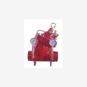 供应沟槽式可调式减压稳压阀SJKY-大量供应消防阀门