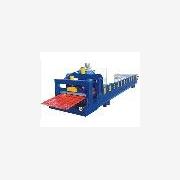 压瓦机 彩钢设备供应 820型琉璃瓦机 帝泊小徐Q: