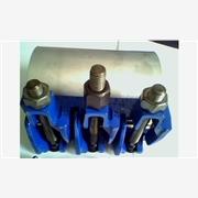 供应304不锈钢单扎带,钢管抢修件