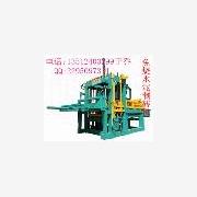 供应信息建丰机械1500D多功能水泥制砖机