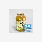 厦门珍珠奶茶原料批发韩国高岛柚子茶芦荟茶生姜茶红枣茶