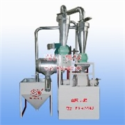 全自动盘式石磨面粉机