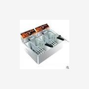 【首选】汇利HY-82电炸炉双缸双筛哪里有卖/供应/价格