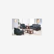 青岛高档办公家具特价 高档沙发 休闲沙发 办公沙发