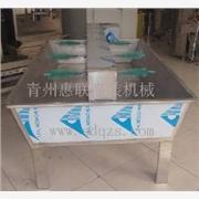 供应白酒厂简易玻璃瓶洗瓶机,买半自动洗瓶机-找青州惠联
