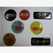 广西滴塑标签,水晶滴胶,玻璃标牌,铭牌印刷