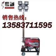 供应鼎诚DCZM400B   济宁生产工程照明车 夜间施工照明