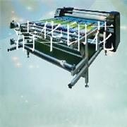 热升华数码印花机 产品汇 热转移滚筒印花机 数码印花机 油温滚筒印花机 热转印设备
