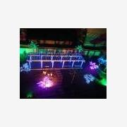 甘肃光纤照明+银川城市亮化 首选兰州七色虹景观照明