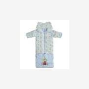 包邮秋冬婴儿睡袋防踢被 可拆袖加厚双向拉链婴幼儿睡袋