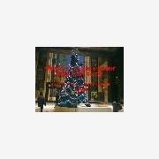 s北京圣诞节装饰【6M---30M圣诞树制作】圣诞夜景布景