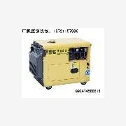 5kw柴油发电机组 风冷发电机 自启动柴油发电机