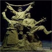 西北最专业雕塑公司石雕 铜雕 泥塑浮雕墙  壁画