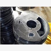 供应陆屹pz系列hsp系列喷浆机配件陆屹喷浆机配件-弯头 橡胶料腔