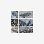 钢格板价格 沟盖板 楼梯踏步板规格