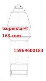 供应工程机械旋挖齿E5S38-22