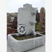 供应央美S-46947国务院津贴工艺师手工石雕喷泉