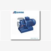 供应ISWH卧式单级单吸化工泵