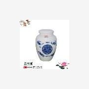 供应高档陶瓷茶叶罐 陶瓷食品罐