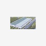供应上海保温棉钢架屋顶设计安装公司