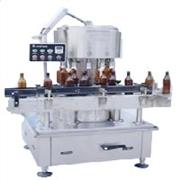 青州鲁泰机械供应东夷牌白酒灌装机 酒水灌装机 液体灌装机