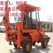 供应胶轮式挖掘装载机,两头忙,内蒙古代理销售--刘