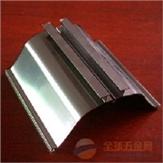 晶钢门铝材 铝材开模 百叶窗铝材零售中心 新惠铝材