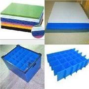供应苏州PP钙塑板、瓦楞板.中空板箱