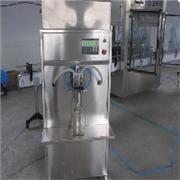半自动灌装机 容积式灌装机 活塞式灌装机 液体灌装机