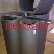 管道绝热橡塑海绵管B1级大口径无毒害橡塑保温材料供应