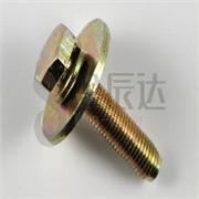 东莞清溪螺丝厂 专业生产组合螺丝 六角螺栓 首选东莞金辰达