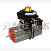供应ALS-400M三位气缸应用内置电磁阀