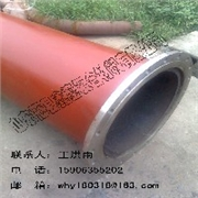 山东鑫鎏刚玉陶瓷复合钢管品牌生产厂家