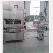食用油灌装机 全自动灌装机 《诚德灌装机》