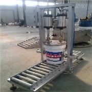 食用油中桶压盖机 涂料桶压盖机 诚德压盖机