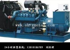 上海悦泰专业租赁、出售柴油发动机