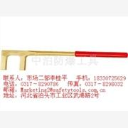 供应中国驰名商标--桥防牌齐全,也可订做异形号防爆管钳子