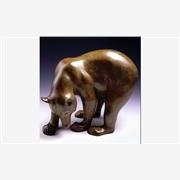 供应神工SG-E1050铜雕-北极熊