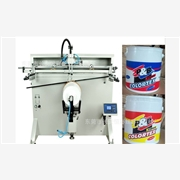 供应恒彩HC-5A大桶曲面丝印机