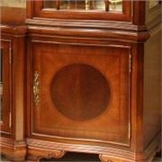 【大风范】 卡布基诺色高档组合电视柜