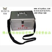 供应佲扬JJ046铝合金箱子,防火板铝合金急救箱