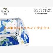 订做XL046时尚简洁小铝箱就找广东佲扬包装铝箱