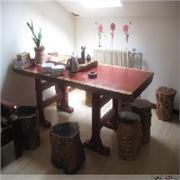 福州商业/办公家具淘宝出售 福州非洲花梨书桌 福州花梨木茶盘