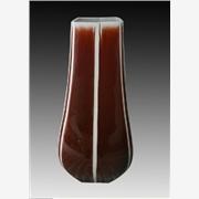 颜色釉陶瓷花瓶