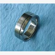 供应戒指 毕业戒指 不锈钢戒指 新款戒指定做 一生一世