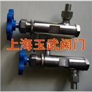 供应上海玉武阀门平衡可调式减压阀G64N-32P