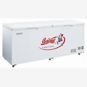 供��白雪冰柜BDC-828F茶�~柜�料柜肉品冷�龉�