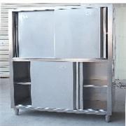 不锈钢厨房储物柜