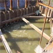 武汉供应沉井水下清淤,沉井施工方案